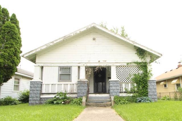 607 E North Street, Kokomo, IN 46901 (MLS #201921436) :: The Romanski Group - Keller Williams Realty