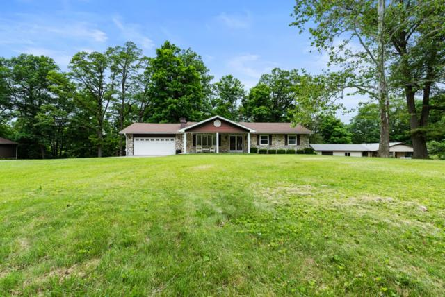 10900 E Hills & Dales, Selma, IN 47383 (MLS #201923410) :: The ORR Home Selling Team