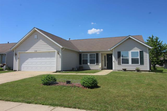 806 Harrington Drive, Lafayette, IN 47909 (MLS #201924819) :: Parker Team