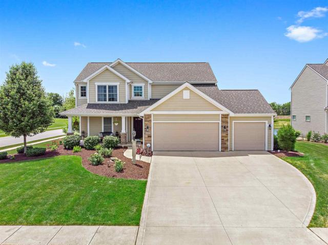 1005 Almdale Drive, Fort Wayne, IN 46818 (MLS #201924911) :: TEAM Tamara