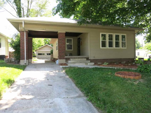 1317 S 14th Street, Lafayette, IN 47905 (MLS #201925021) :: The Romanski Group - Keller Williams Realty