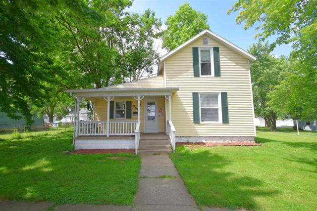 756 E Lincoln Street, Nappanee, IN 46550 (MLS #201925538) :: Parker Team