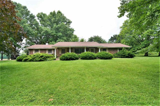 247 State Road 261, Boonville, IN 47601 (MLS #201925564) :: Parker Team