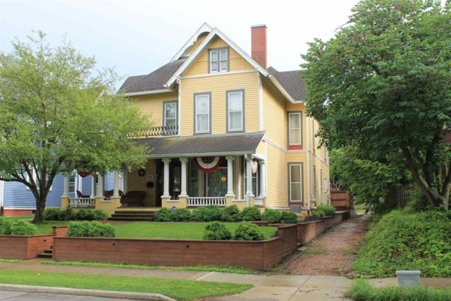 511 W Main Street, Crawfordsville, IN 47933 (MLS #201926076) :: The Romanski Group - Keller Williams Realty