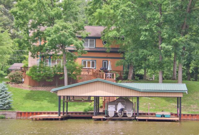 5318 E Bay Front Court, Monticello, IN 47960 (MLS #201926289) :: The Romanski Group - Keller Williams Realty