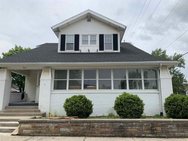 302 S High Street, Hartford City, IN 47348 (MLS #201926768) :: The ORR Home Selling Team