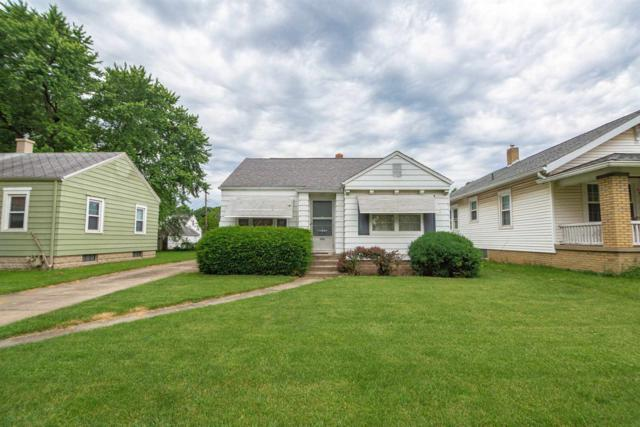 1306 S 18th Street, Lafayette, IN 47905 (MLS #201927065) :: The Romanski Group - Keller Williams Realty