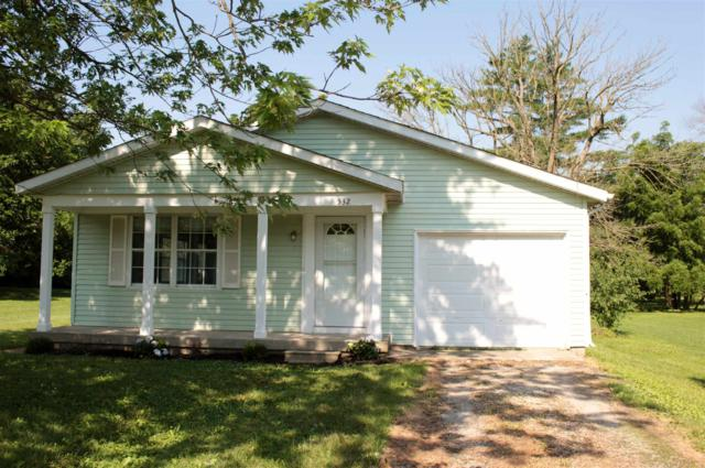 532 S James Street, Goodland, IN 47948 (MLS #201928677) :: The Romanski Group - Keller Williams Realty