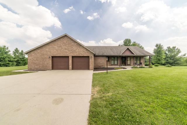 5221 E Eaton-Albany Parkway, Eaton, IN 47338 (MLS #201929702) :: The ORR Home Selling Team