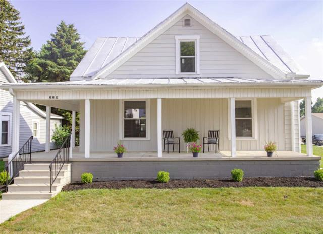 229 W South Street, Winchester, IN 47394 (MLS #201929953) :: The ORR Home Selling Team