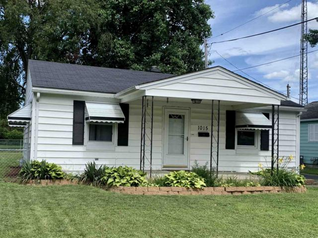 1015 E 32ND Street, Marion, IN 46953 (MLS #201930046) :: The Carole King Team