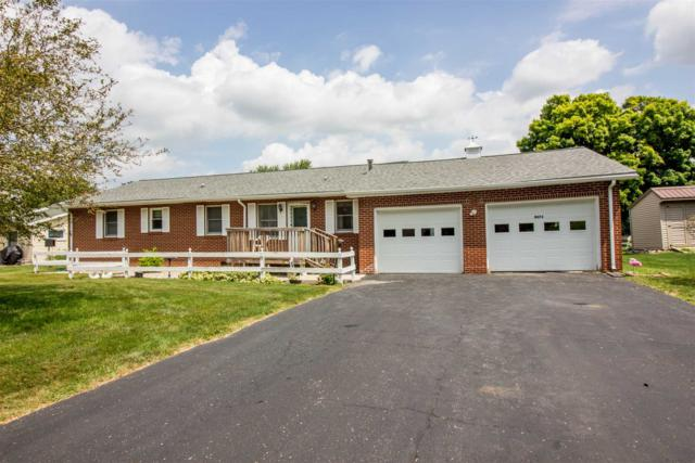 8073 E Cree Lake South, Kendallville, IN 46755 (MLS #201930154) :: Parker Team