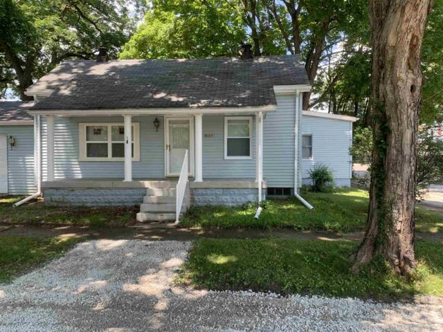 630 E South Street, New Harmony, IN 47631 (MLS #201930165) :: Parker Team