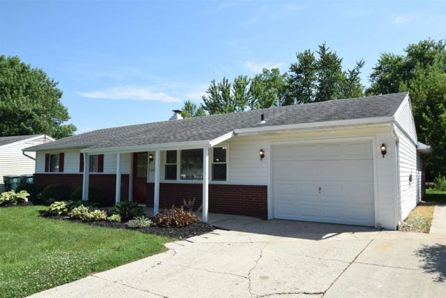 2952 S Chippewa Lane, Muncie, IN 47302 (MLS #201930191) :: The ORR Home Selling Team
