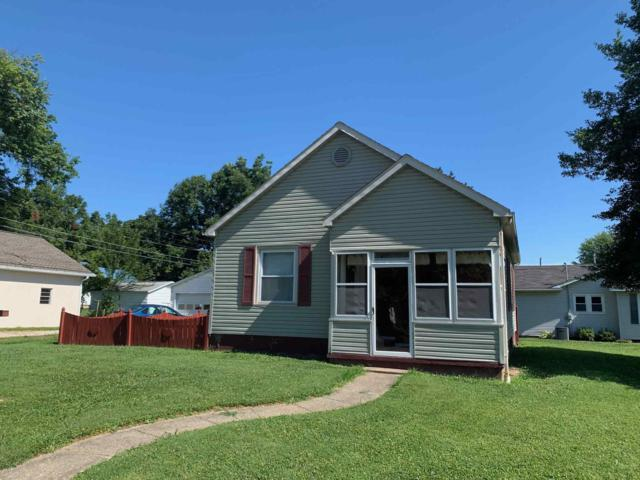 23 E First Avenue, Poseyville, IN 47633 (MLS #201930243) :: The ORR Home Selling Team