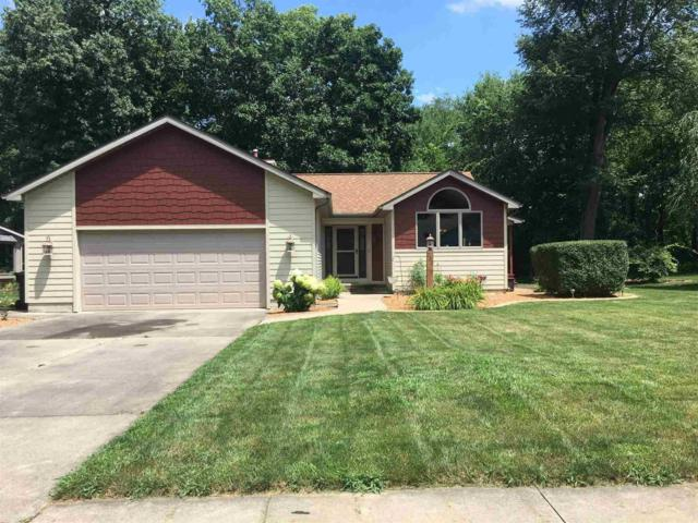 222 River Run Court, Columbia City, IN 46725 (MLS #201930668) :: Parker Team