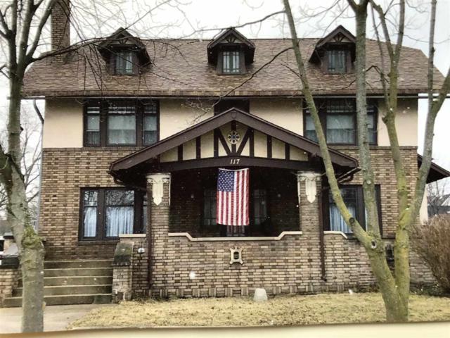 117 S Riley Street, Kendallville, IN 46755 (MLS #201930771) :: Parker Team