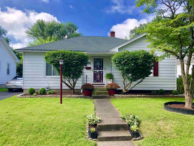 5109 Conlin Avenue, Evansville, IN 47715 (MLS #201930891) :: Parker Team