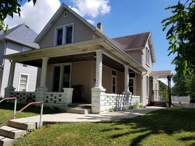1607 Grove Street, Lafayette, IN 47905 (MLS #201932323) :: The Romanski Group - Keller Williams Realty