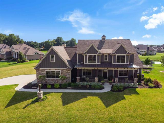 15903 Ballantyne Trail, Huntertown, IN 46748 (MLS #201933118) :: TEAM Tamara