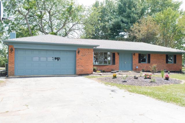 6643 W 300 N, Sharpsville, IN 46068 (MLS #201933126) :: The Romanski Group - Keller Williams Realty