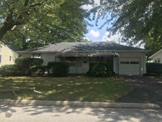 1030 N Burk Street, Kokomo, IN 46901 (MLS #201933235) :: The Romanski Group - Keller Williams Realty