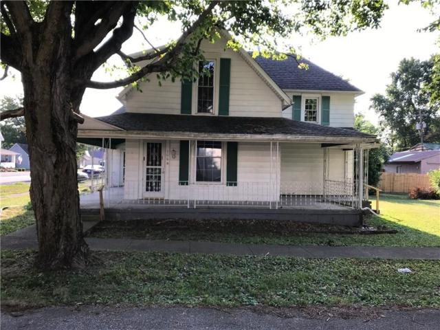 106 S Douglas Street, Darlington, IN 47940 (MLS #201933855) :: The Romanski Group - Keller Williams Realty