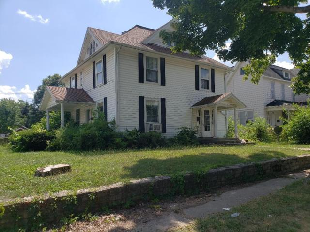 1103 W 5th Street, Marion, IN 46953 (MLS #201934229) :: The Carole King Team
