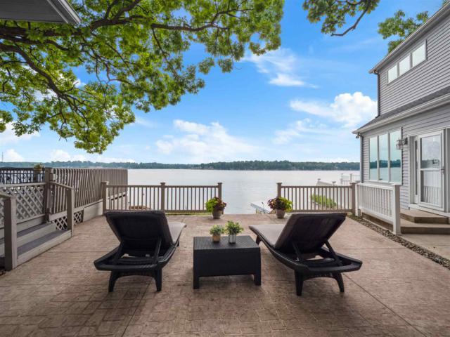 875 Lane 280 Hamilton Lake, Hamilton, IN 46742 (MLS #201934499) :: TEAM Tamara