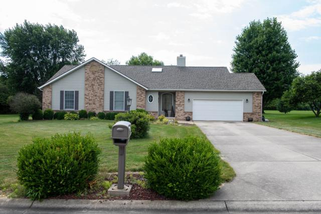 3123 Springdale Drive, Kokomo, IN 46902 (MLS #201934715) :: The Romanski Group - Keller Williams Realty