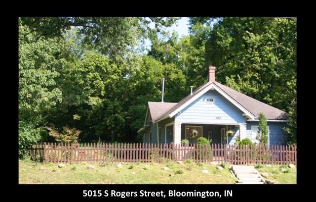 5015 S Rogers Street, Bloomington, IN 47403 (MLS #201939992) :: Parker Team