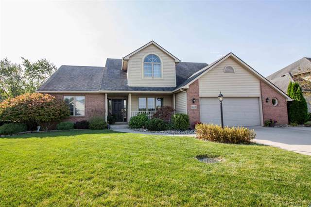 14408 Miracle Court, Grabill, IN 46741 (MLS #201940293) :: Parker Team