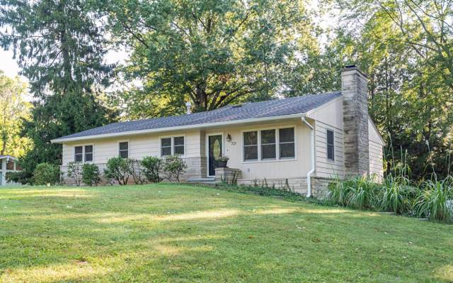 721 S Pleasant Ridge Road, Bloomington, IN 47401 (MLS #201940339) :: Parker Team