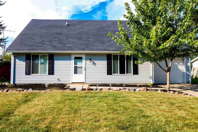 218 W Price Street, Gaston, IN 47342 (MLS #201940353) :: The ORR Home Selling Team