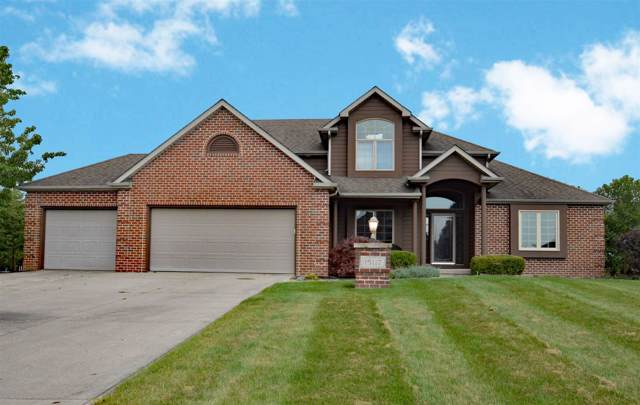 15117 Baroness Place, Leo, IN 46765 (MLS #201940377) :: Parker Team