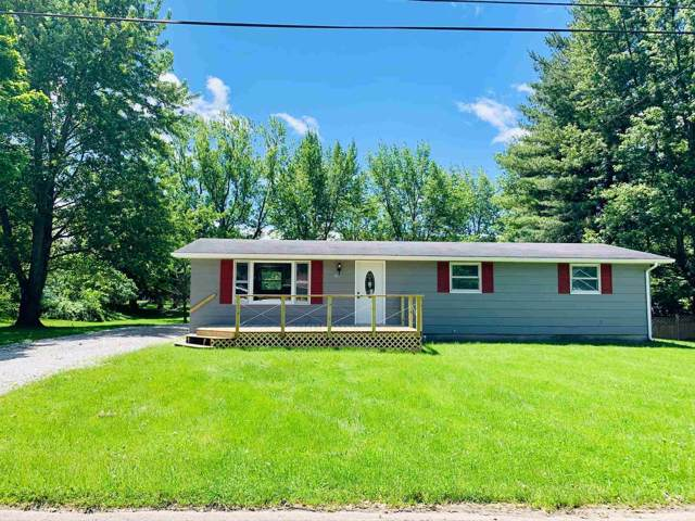 105 W Grant Street, LaFontaine, IN 46940 (MLS #201940383) :: The Romanski Group - Keller Williams Realty