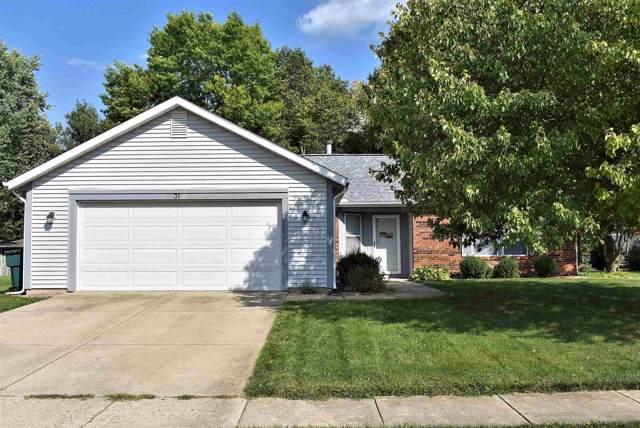 31 N Brookfield Drive, Lafayette, IN 47905 (MLS #201940413) :: The Romanski Group - Keller Williams Realty