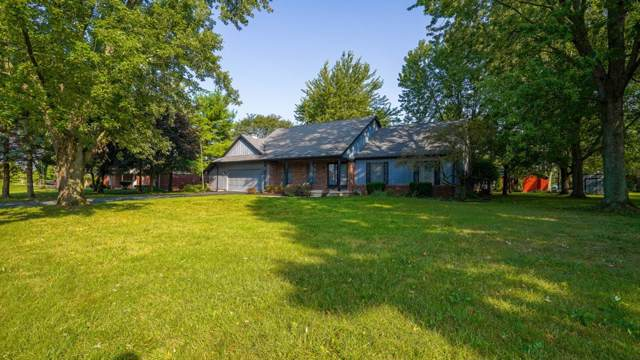 2128 W Maplewood Drive, Marion, IN 46952 (MLS #201940445) :: The Romanski Group - Keller Williams Realty