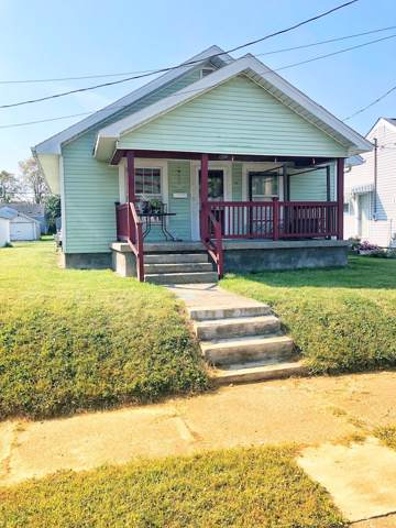 1409 E Ohio Street, Frankfort, IN 46041 (MLS #201940448) :: The Romanski Group - Keller Williams Realty