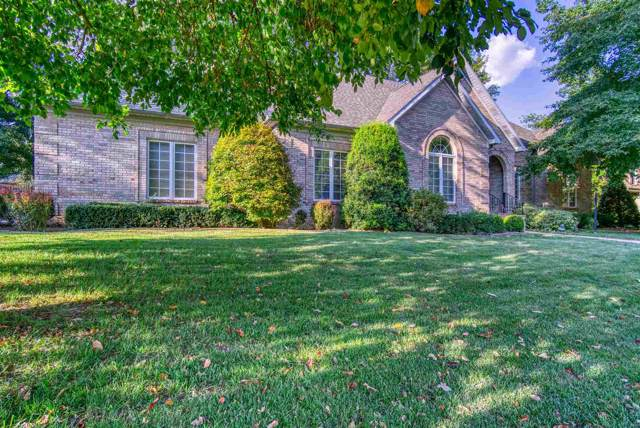 7566 White Oak Court, Newburgh, IN 47630 (MLS #201940452) :: Parker Team