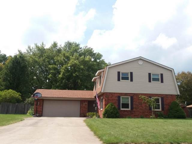 1511 N Marlin Drive, Marion, IN 46952 (MLS #201940456) :: The Romanski Group - Keller Williams Realty