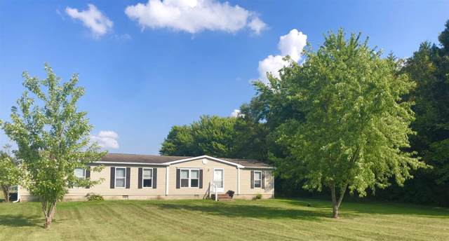 9900 N Langdon Road, Gaston, IN 47342 (MLS #201940457) :: The ORR Home Selling Team