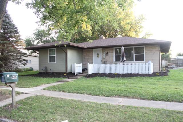 700 Alhambra Avenue, Frankfort, IN 46041 (MLS #201940536) :: The Romanski Group - Keller Williams Realty