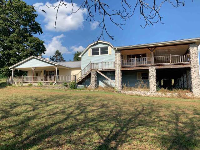 9896 E Riverview Road, Monroe City, IN 47557 (MLS #201940683) :: Parker Team