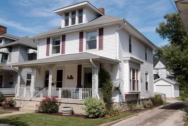 979 Warren Street, Huntington, IN 46750 (MLS #201940744) :: Parker Team