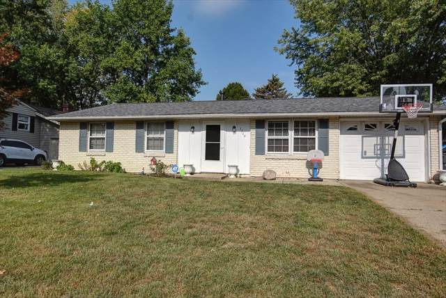 3705 Oakhurst Drive, Kokomo, IN 46902 (MLS #201940759) :: The Romanski Group - Keller Williams Realty