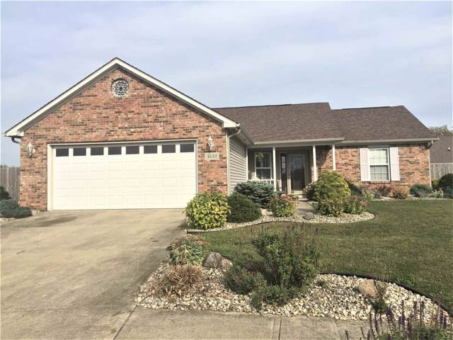 3532 Kody Court, Kokomo, IN 46902 (MLS #201940771) :: The Romanski Group - Keller Williams Realty