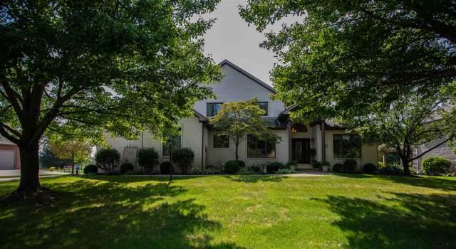 6905 W Augusta Boulevard, Yorktown, IN 47396 (MLS #201940782) :: The ORR Home Selling Team