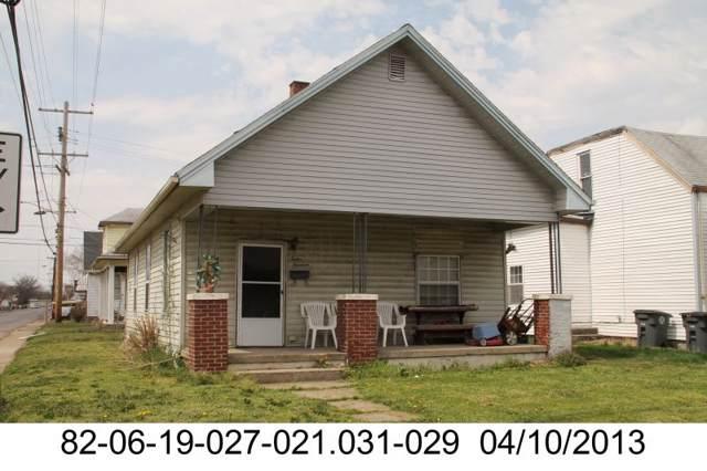 1200 Harriet Street, Evansville, IN 47710 (MLS #201940859) :: The Dauby Team