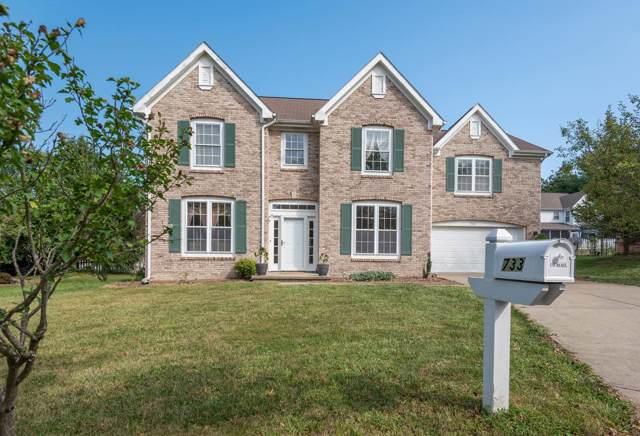 733 E Winslow Farm Drive, Bloomington, IN 47401 (MLS #201940901) :: Parker Team